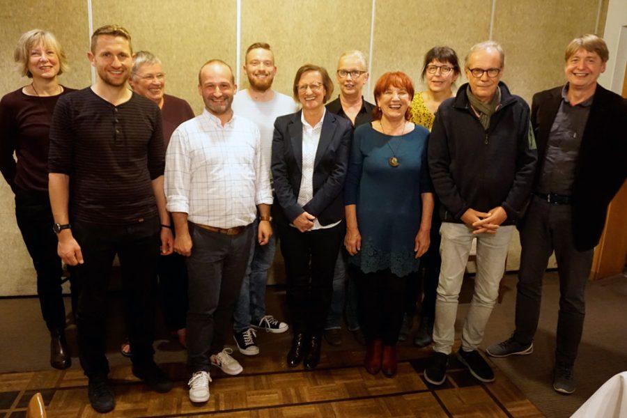 Vorstand SPD Hansestadt Stade, Oktober 2019