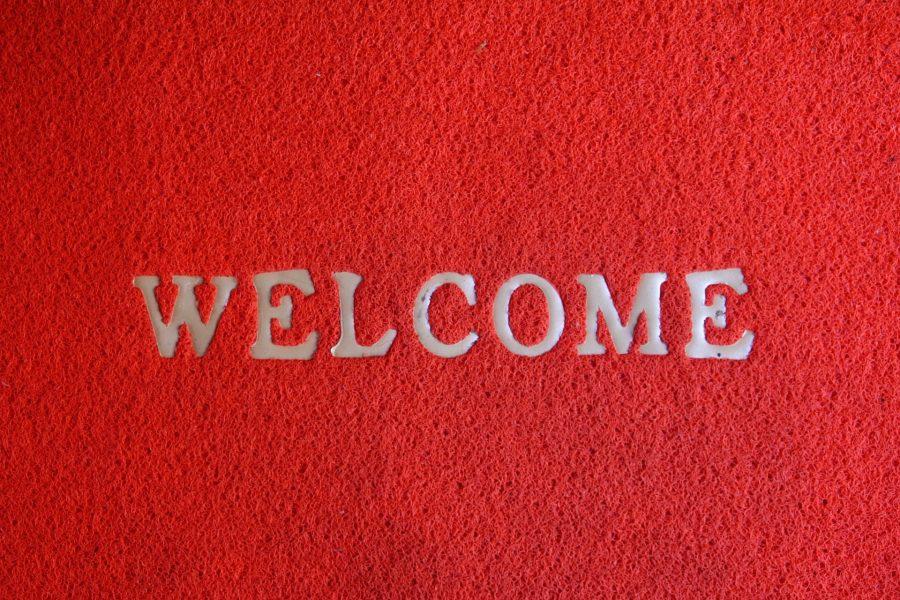 Welcome - Willkommen zum Neumitgliedertreff