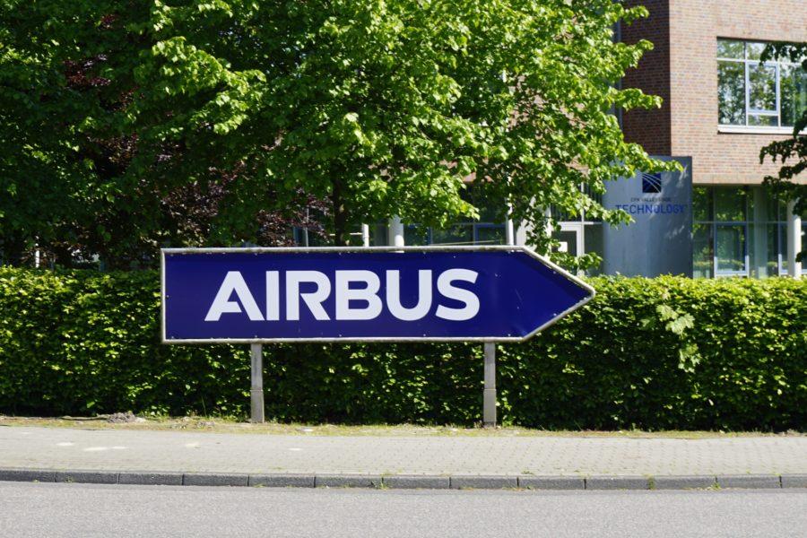 Airbusschild