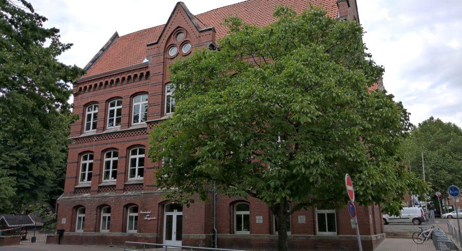 Grundschule am Burggraben, Stade, Innenstadt, ohne Angebot einer Ganztagsbetreuung