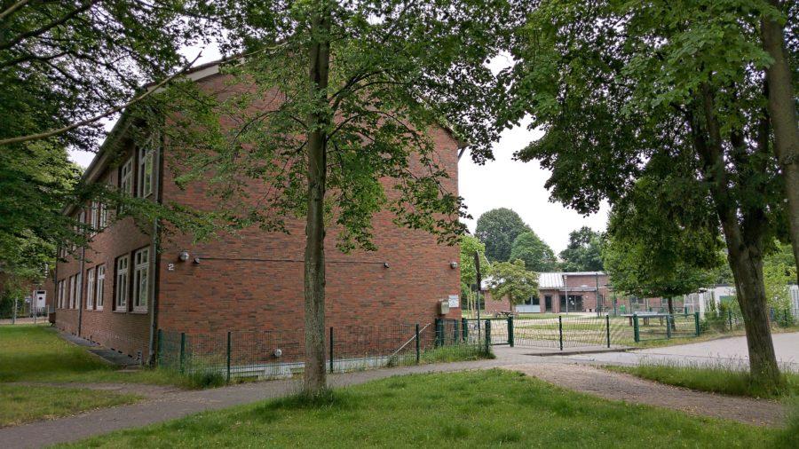 Grundschule Ottenbeck, Hauptgebäude, Stade, ohne Angebot einer Ganztagsbetreuung