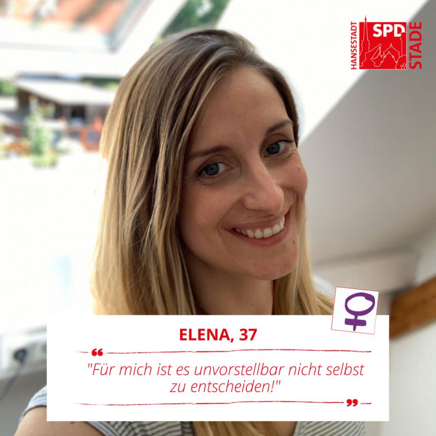 """Elena Brückner mit ihrem Fazit zum Digital After Work am Weltfrauentag: """"Für mich ist es unvorstellbar nicht selbst zu entscheiden!"""""""