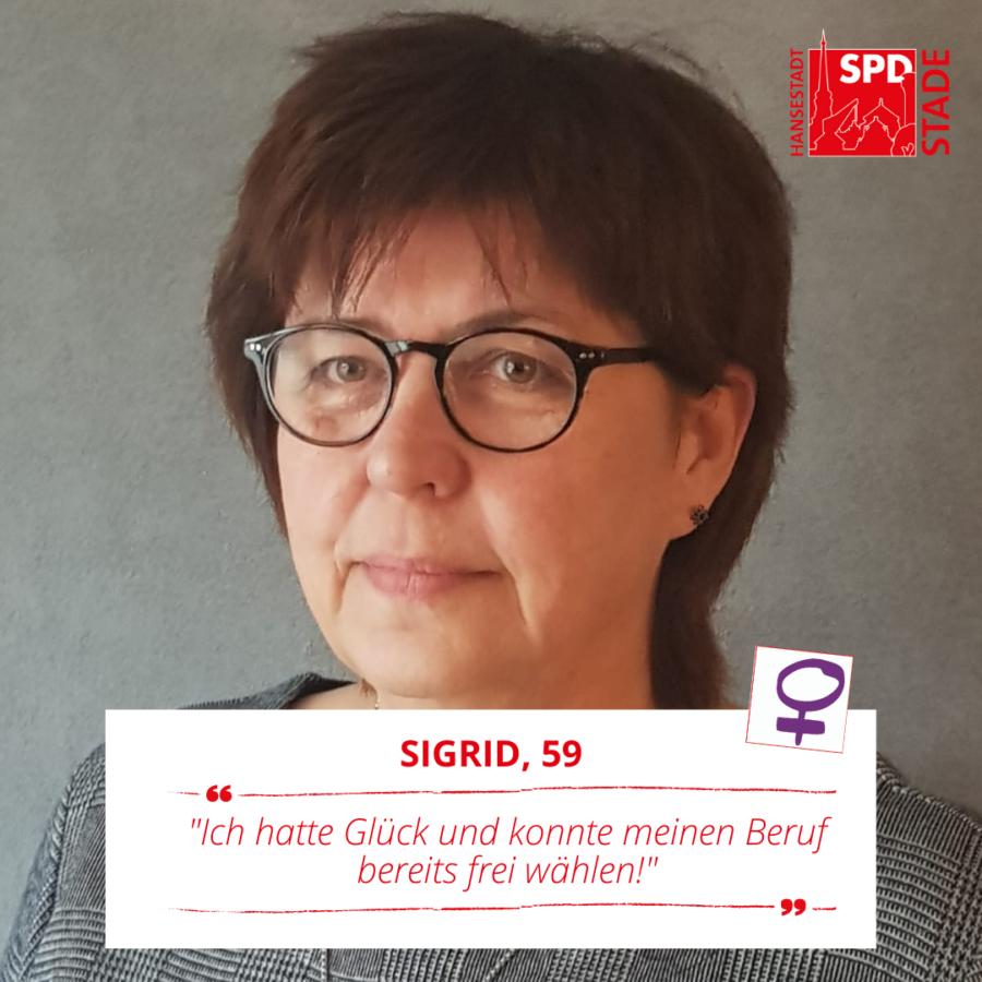 """Sigrid Koppelmann mit ihrem Fazit zum Digital After Work am Weltfrauentag: """"Ich hatte Glück und konnte meinen Beruf bereits frei wählen!"""""""