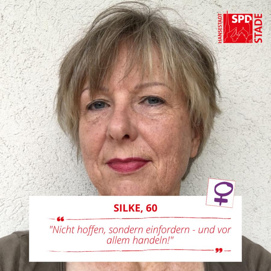 """Silke Ochmann mit ihrem Fazit zum Digital After Work am Weltfrauentag: """"Nicht hoffen, sondern einfordern - vor allem handeln!"""""""