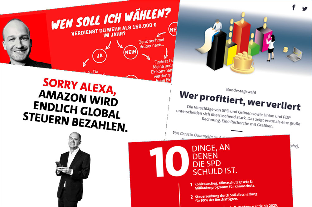 Sozen-Sonntag #1 - Zusammenfassung der Woche aus Sicht der Sozialdemokratie. Diesmal sind wir ganz schuldbewusst, sprechen über starke Familien, wundern uns über die CDU und sprechen die Steuerrevolution.