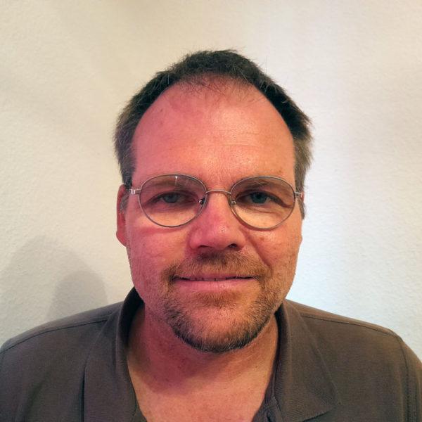 Udo Oellrich im Portrait, Juli 2021